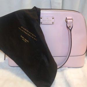 Kate Spade Cedar purse in Light Pink
